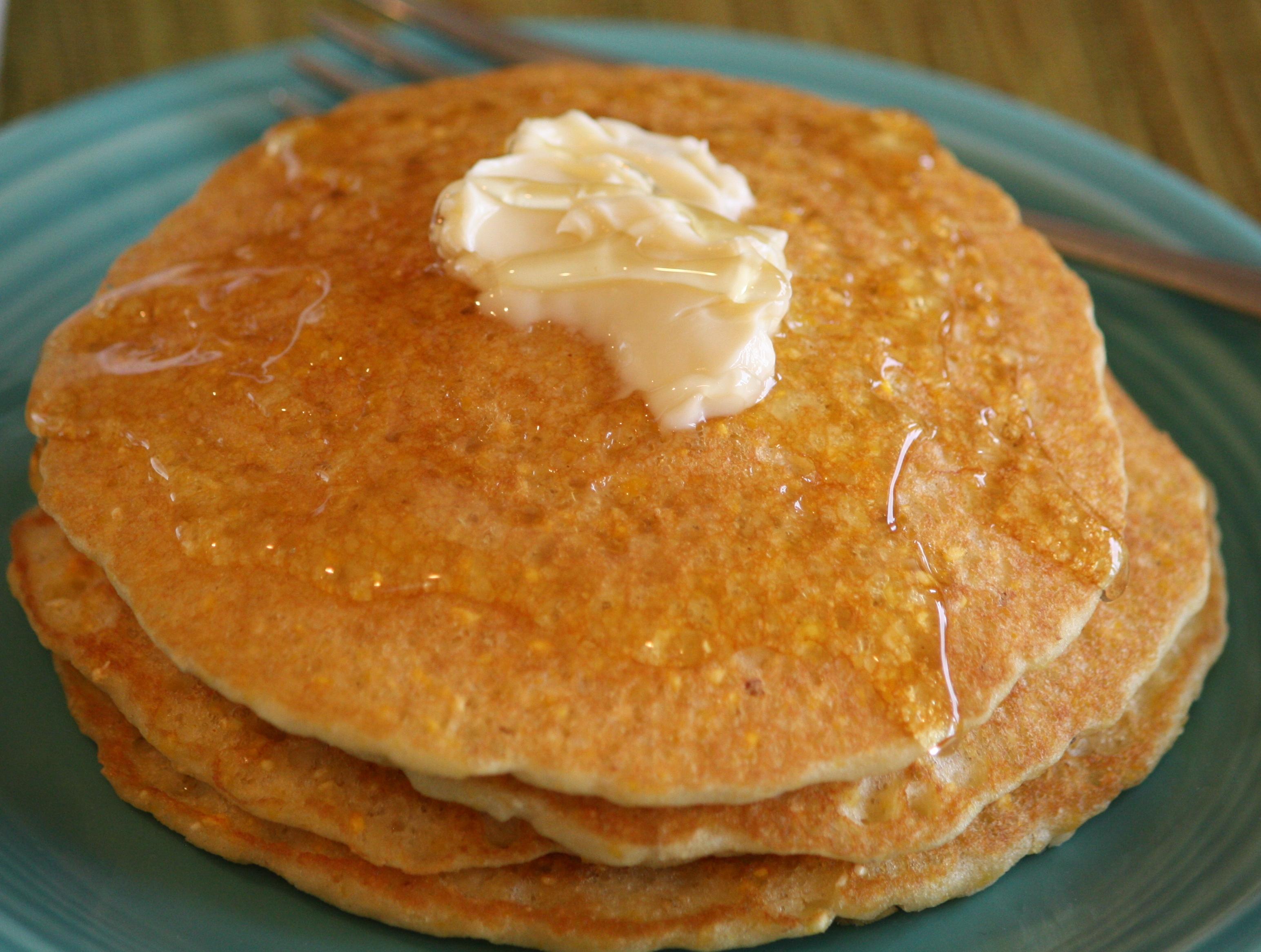 Cowboy Pancakes