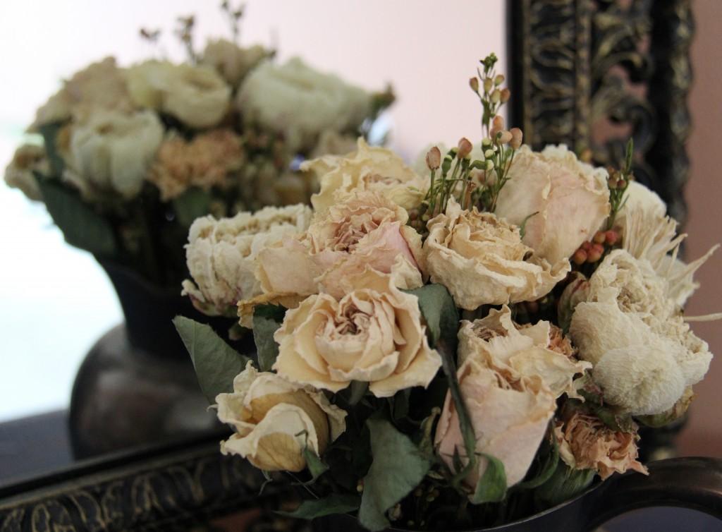 Dried Bridal Bouquet #2