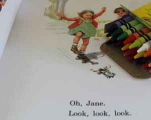 Crayons & Jane