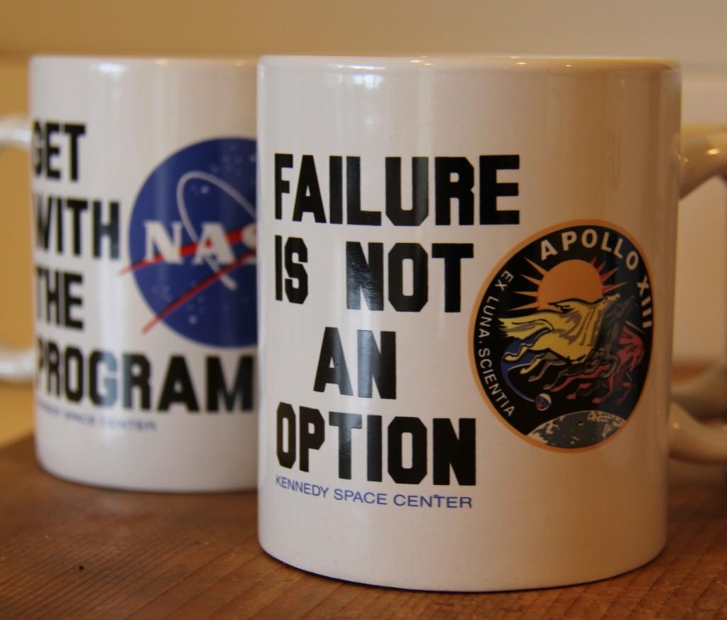 NASA Cups