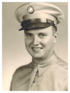 Grandpa John In Uniform 001
